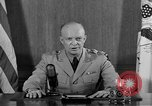 Image of General Dwight D Eisenhower Washington DC USA, 1950, second 9 stock footage video 65675049652