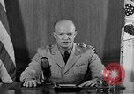 Image of General Dwight D Eisenhower Washington DC USA, 1950, second 11 stock footage video 65675049652