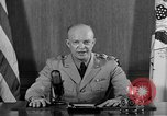 Image of General Dwight D Eisenhower Washington DC USA, 1950, second 12 stock footage video 65675049652