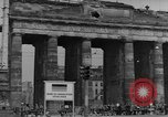 Image of Communist rally Berlin East Germany, 1950, second 6 stock footage video 65675049655