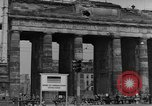 Image of Communist rally Berlin East Germany, 1950, second 7 stock footage video 65675049655