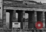 Image of Communist rally Berlin East Germany, 1950, second 8 stock footage video 65675049655