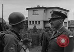 Image of Allied maneuvers Germany, 1950, second 6 stock footage video 65675049657