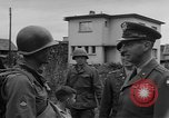 Image of Allied maneuvers Germany, 1950, second 7 stock footage video 65675049657