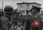 Image of Allied maneuvers Germany, 1950, second 8 stock footage video 65675049657
