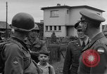 Image of Allied maneuvers Germany, 1950, second 9 stock footage video 65675049657