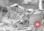 Image of blitz bombed house London England United Kingdom, 1940, second 1 stock footage video 65675049663