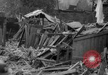 Image of blitz bombed house London England United Kingdom, 1940, second 2 stock footage video 65675049663