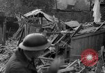 Image of blitz bombed house London England United Kingdom, 1940, second 3 stock footage video 65675049663
