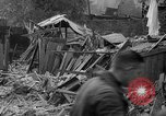 Image of blitz bombed house London England United Kingdom, 1940, second 4 stock footage video 65675049663