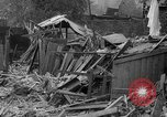 Image of blitz bombed house London England United Kingdom, 1940, second 5 stock footage video 65675049663