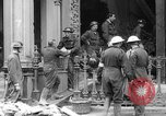 Image of blitz bombed house London England United Kingdom, 1940, second 11 stock footage video 65675049663