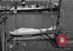 Image of Martin seaplane Jersey City New Jersey USA, 1938, second 6 stock footage video 65675049671