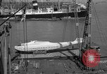 Image of Martin seaplane Jersey City New Jersey USA, 1938, second 7 stock footage video 65675049671