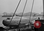 Image of Martin seaplane Jersey City New Jersey USA, 1938, second 9 stock footage video 65675049671