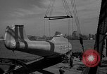 Image of Martin seaplane Jersey City New Jersey USA, 1938, second 10 stock footage video 65675049671