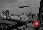 Image of Martin seaplane Jersey City New Jersey USA, 1938, second 11 stock footage video 65675049671