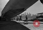 Image of Martin seaplane Jersey City New Jersey USA, 1938, second 12 stock footage video 65675049671