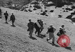 Image of refugees Luchon France, 1938, second 9 stock footage video 65675049674