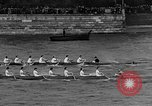 Image of Rowing classic on River Thames London England United Kingdom, 1938, second 12 stock footage video 65675049676