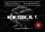 Image of wrestling New York United states USA, 1938, second 4 stock footage video 65675049677