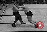 Image of wrestling New York United states USA, 1938, second 12 stock footage video 65675049677