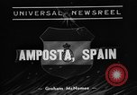 Image of Spanish Civil War Amposta Spain, 1938, second 3 stock footage video 65675049679