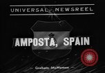 Image of Spanish Civil War Amposta Spain, 1938, second 4 stock footage video 65675049679