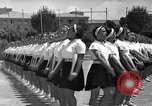 Image of Italian girls Orveito Italy, 1936, second 7 stock footage video 65675049689