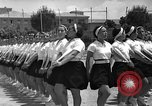 Image of Italian girls Orveito Italy, 1936, second 9 stock footage video 65675049689