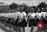 Image of Italian girls Orveito Italy, 1936, second 10 stock footage video 65675049689