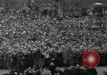 Image of Franklin D Roosevelt first inauguration speech Washington DC USA, 1933, second 2 stock footage video 65675049691