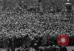 Image of Franklin D Roosevelt first inauguration speech Washington DC USA, 1933, second 3 stock footage video 65675049691