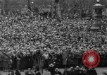 Image of Franklin D Roosevelt first inauguration speech Washington DC USA, 1933, second 4 stock footage video 65675049691