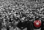 Image of Franklin D Roosevelt first inauguration speech Washington DC USA, 1933, second 7 stock footage video 65675049691