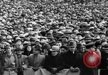 Image of Franklin D Roosevelt first inauguration speech Washington DC USA, 1933, second 8 stock footage video 65675049691
