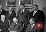 Image of Defense Department officials Arlington Virginia USA, 1957, second 3 stock footage video 65675049708