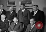 Image of Defense Department officials Arlington Virginia USA, 1957, second 4 stock footage video 65675049708