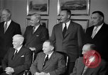 Image of Defense Department officials Arlington Virginia USA, 1957, second 5 stock footage video 65675049708