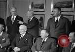 Image of Defense Department officials Arlington Virginia USA, 1957, second 6 stock footage video 65675049708