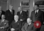 Image of Defense Department officials Arlington Virginia USA, 1957, second 7 stock footage video 65675049708