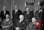 Image of Defense Department officials Arlington Virginia USA, 1957, second 8 stock footage video 65675049708