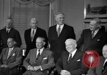 Image of Defense Department officials Arlington Virginia USA, 1957, second 9 stock footage video 65675049708
