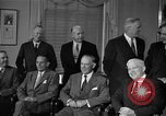 Image of Defense Department officials Arlington Virginia USA, 1957, second 10 stock footage video 65675049708