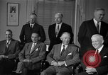 Image of Defense Department officials Arlington Virginia USA, 1957, second 12 stock footage video 65675049708