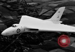 Image of British AVRO Vulcan jet bomber United Kingdom, 1953, second 7 stock footage video 65675049710