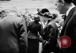 Image of Queen Elizabeth Birmingham England, 1956, second 8 stock footage video 65675049716
