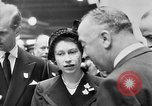 Image of Queen Elizabeth Birmingham England, 1956, second 9 stock footage video 65675049716