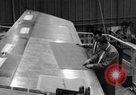 Image of Construction of first Boeing Model 717 (KC-135)  Renton Washington United States USA, 1956, second 6 stock footage video 65675049717