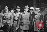 Image of Franklin D Roosevelt France, 1919, second 2 stock footage video 65675049724
